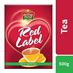 Brooke Bond Red Label Tea , 500g