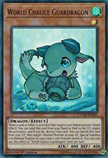 World Chalice Guardragon - COTD-EN021 - Ultra Rare - Unlimited Edition - Code of the Duelist (Unlimited Edition)