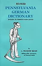 Best pennsylvania german translation Reviews
