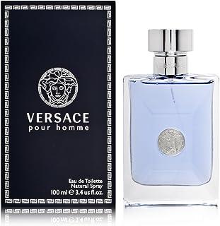 Versace Pour Homme Eau De Toilette Natural Spray 3.4 fl. oz.