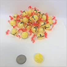 Sour Lemon Napoleons 5 pounds sour lemon bon bon hard candy