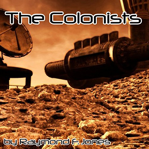 The Colonists audiobook cover art