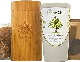 living urn planting instructions