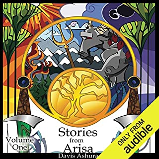 Stories from Arisa: Volume One audiobook cover art