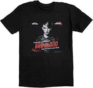 1989 Bad Blood Video Tee Black Unisex T-Shirt Small