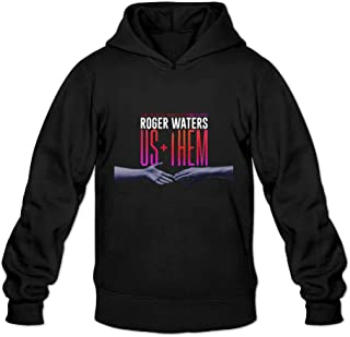 YRH Hot Roger Waters US+Them 2017 Tour Fashion Hooded Sweatshirt for Men