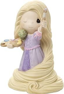 Precious Moments, Disney Showcase Rapunzel Figurine, Express Yourself, Porcelain, #171093