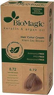 Biomagic Hair Color C K 8.72 Light Beige Blonde