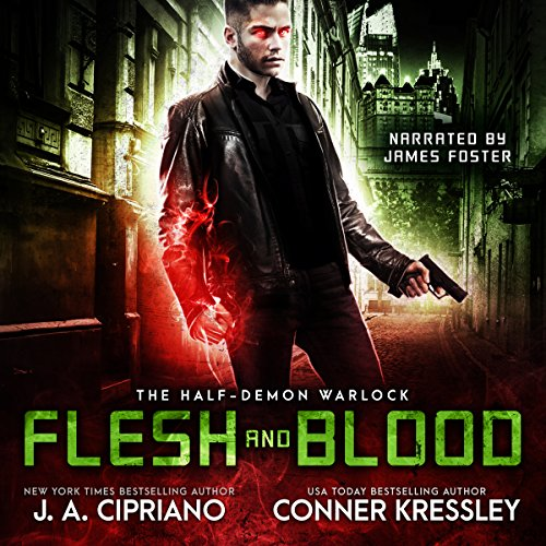 Flesh and Blood cover art
