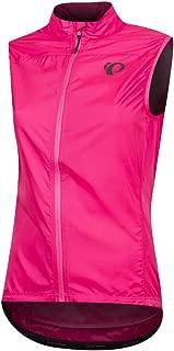 Pearl iZUMi Women's W Elite Escape Barrier Vest, Screaming Pink, Large