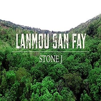 Lanmou san fay