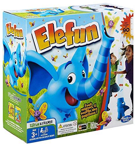 Hasbro Gaming Elefun Versione 2018 (Gioco in Scatola), B7714103