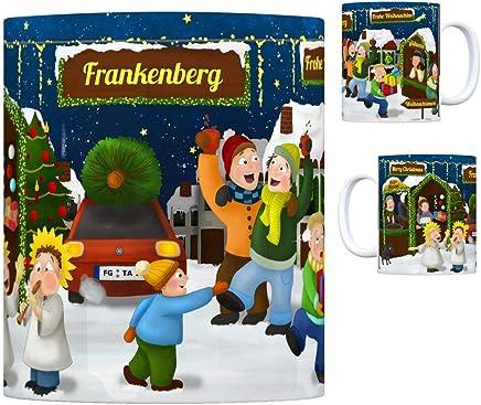 Weihnachtsmarkt Frankenberg.Suchergebnis Auf Amazon De Für Frankenberg Becher Tassen