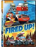Blaze e Le Mega Macchine: Blaze Il Pompiere (DVD) [Italia]