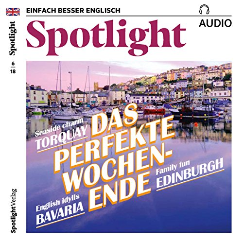 Spotlight Audio. 6/2018 Titelbild