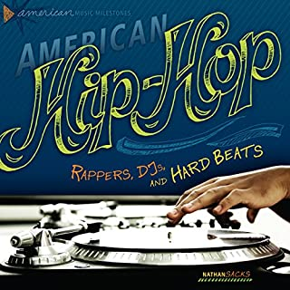 American Hip-Hop audiobook cover art