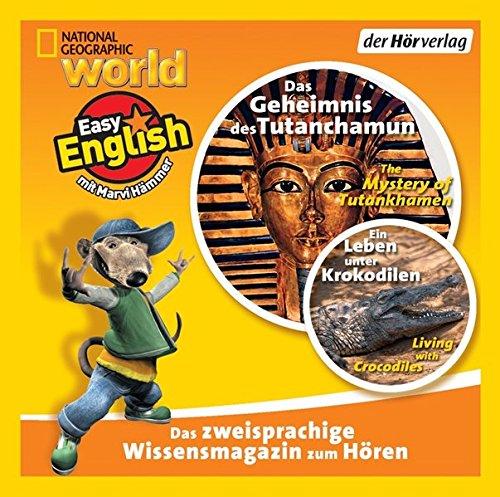 Das Geheimnis des Tutanchamun/Ein Leben unter Krokodilen