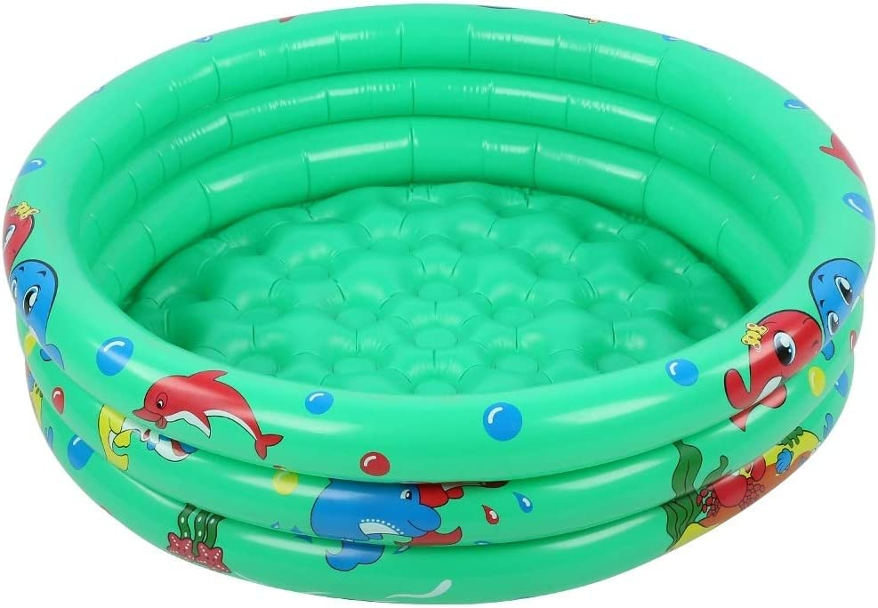 Conlense NEW before selling Round Inflatable Baby sale Toddlers I Portable Swimming Pool