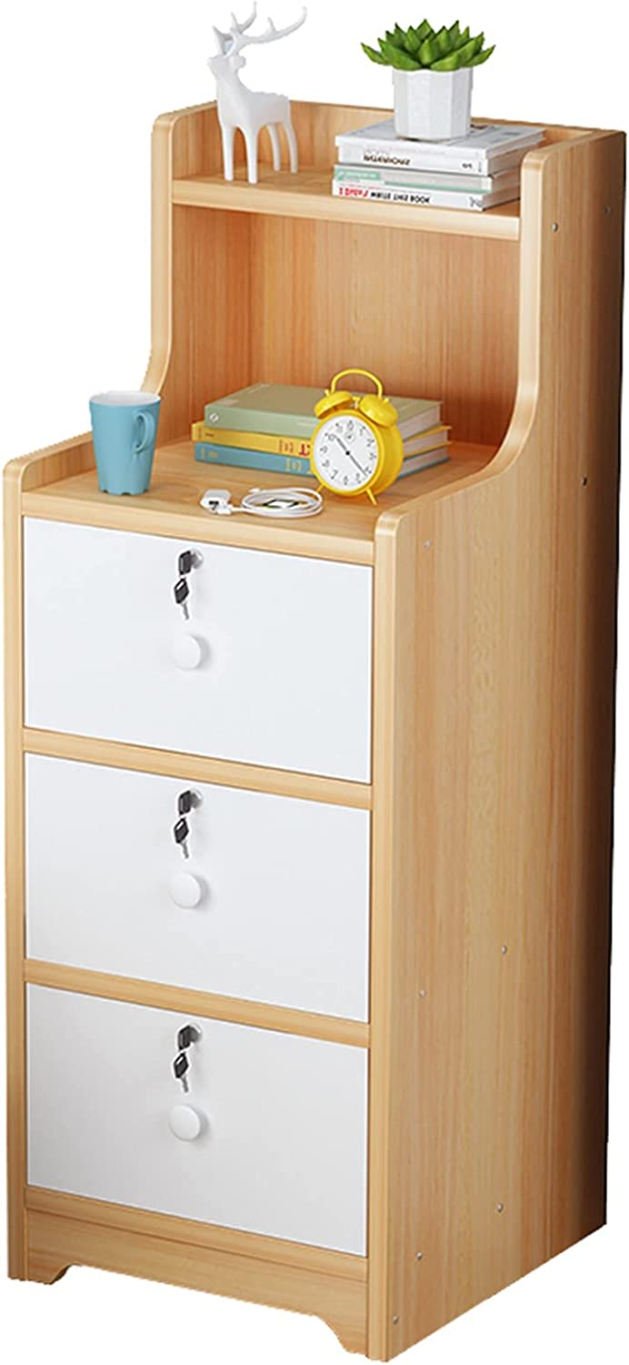 WSNBB Side Table Ultra-Narrow Product 20 25 Mini latest Bedside S Small