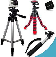 Xtech Tripod Kit for GoPro HERO4 Hero 4, GoPro Hero3+,...