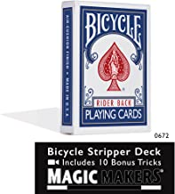 Best bicycle trick cards Reviews