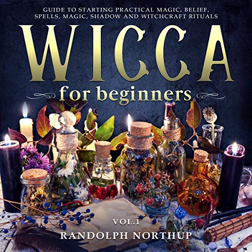 『Wicca for Beginners』のカバーアート