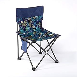 صندلی کمپینگ قابل حمل WOMEI - صندلی های کوله پشتی جمع شونده فوق سبک ، صندلی کوله پشتی سبک و قابل جمع شدن تاشو در کیسه ای برای فضای باز ، کمپ ، پیک نیک ، پیاده روی