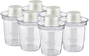 Tommee Tippee Baby Milk Powder and Formula Dispensers – Travel Storage Container, BPA-Free