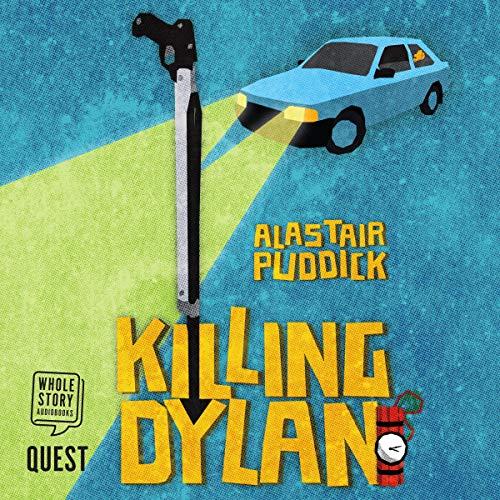 Killing Dylan audiobook cover art