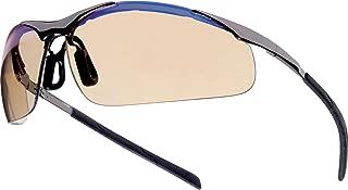 Advanced Bolle Contour CONTMESP antiarañazos y antiniebla estructura de metal Esp gafas de seguridad [unidades 1] W/min 3yr Cleva® garantía