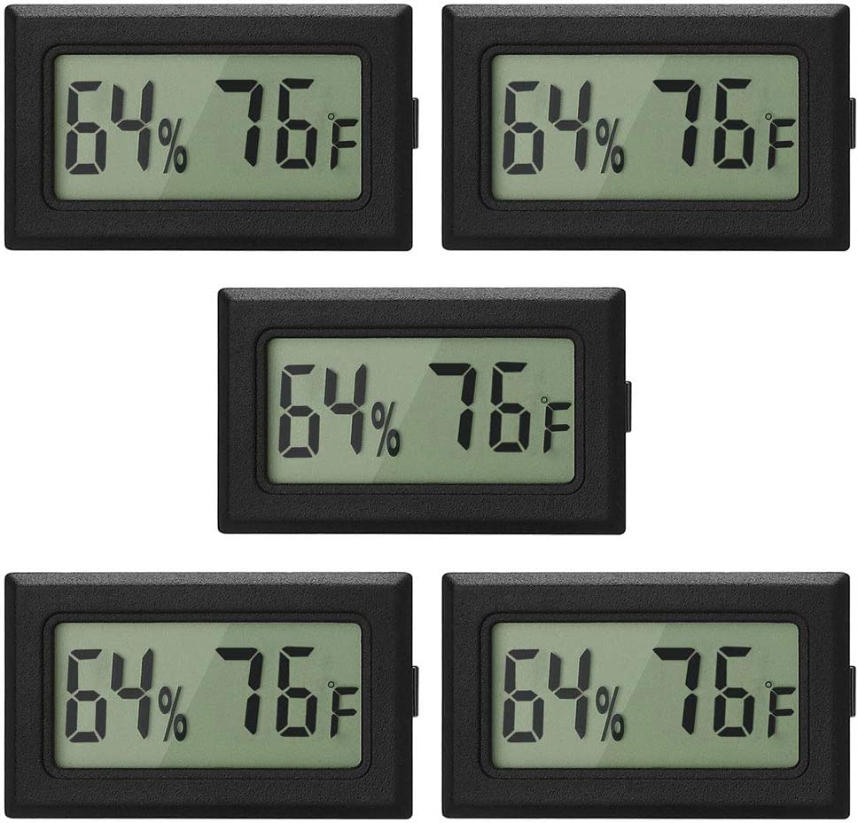 Linkhood Mini Thermometer Don't miss the campaign Hygrometer Small T Cheap mail order sales Electronic Digital