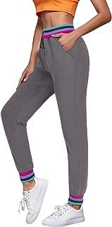 NIMIN Women's Joggers Pants Drawstring Loungewear Workout Running Sweatpants with Pockets