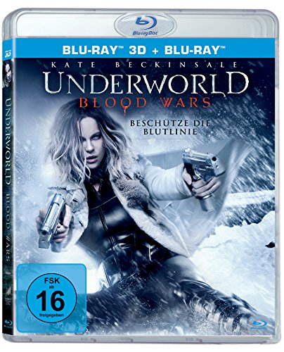 Underworld: Blood Wars (3D-Blu-ray)
