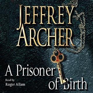 A Prisoner of Birth cover art