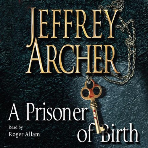 A Prisoner of Birth cover art