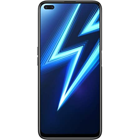 "Realme 6 Pro (128GB, 6GB) 6.6"" 90Hz Display, 30W Fast Charge, Snapdragon 720G, GSM Unlocked Global 4G LTE (T-Mobile, AT&T, Metro) International Model RMX2063 (128GB SD Bundle, Lightning Blue)"