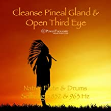 Cleanse Pineal Gland & Open Third Eye: Native Flute & Drums (Solfeggio 852 & 963 Hz)