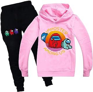 Nuevos pantalones con capucha y pantalones para niños con estampado de Hot Entre nosotros