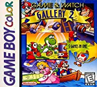 Game & Watch Gallery 2 (輸入版)
