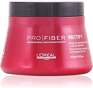 L'Oreal Professional Pro Fiber Rectify Masque, 6.76 Ounce