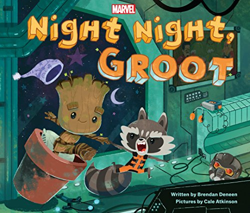 Night Night, Groot (Marvel Storybook (eBook))