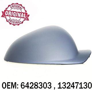 Tapa para espejo retrovisor lateral derecho compatible con Insignia 2008 en adelante OEM 6428303 13247130