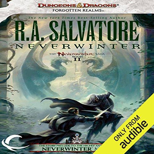 Neverwinter audiobook cover art