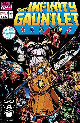 Marvel Legends 5 - Infinity Gauntlet