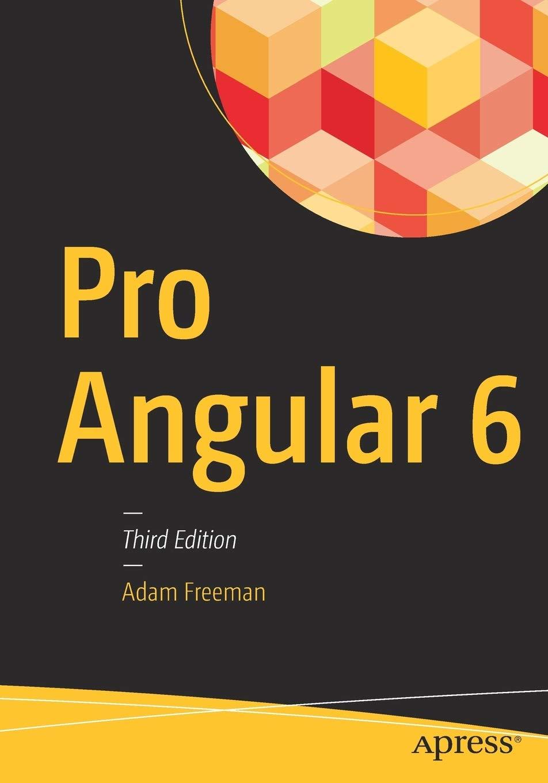 Pro Angular 6
