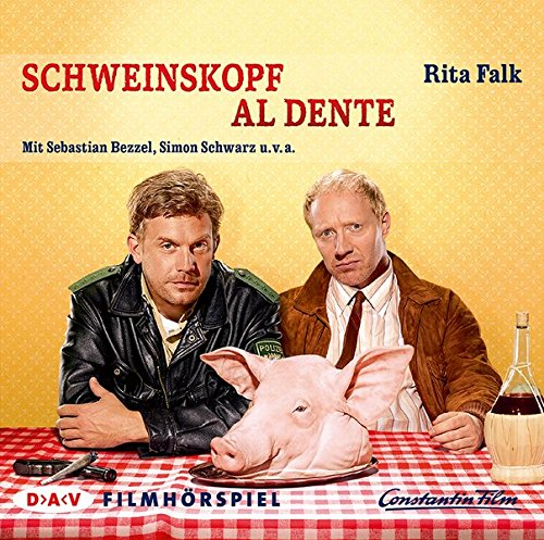 Schweinskopf al dente: Filmhörspiel mit Sebastian Bezzel, Simon Schwarz u.v.a. (1 CD) (Franz Eberhofer - die Filmhörspiele)