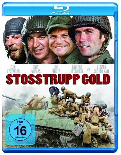 Stoßtrupp Gold [Blu-ray]
