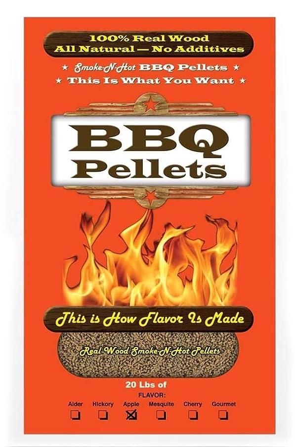 Smoke-N-Hot Grills Northwest Apple 20 lbs. Bag Food Grade Pellets