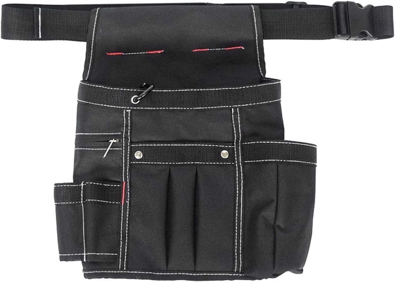 YYDMBH Tool Belt Waist Bag Oxford Popular standard Classic Pocket Small Cloth P