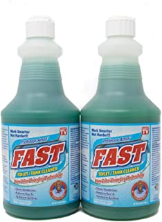 Professor Amos' Fast Toilet & Tank Cleaner 2 Pk